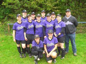 Mannschaftsfoto Damen 2010