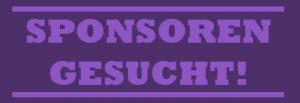 Sponsoren Gesucht