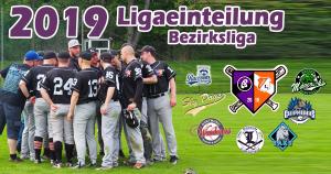 2019 Ligaeinteilung - Bezirksliga